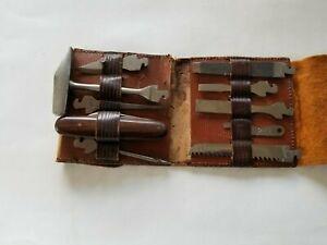 Vintage~ Antique~ H. Boker  Multi- Tool Knife Set ~ 1940s Era~ Germany