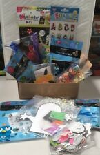 Children Boy Craft Box  (Scratch Art, Foam, Stickers, Beads etc)