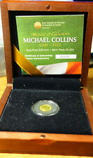 IRELAND TWENTY  EURO GOLD  PROOF COIN 2012. MICHAEL COLLINS. 90TH. ANNIVERSARY