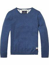 Scotch & Soda 134487 Pullover aus Baumwolle und Kaschmir, Gr. 6/116