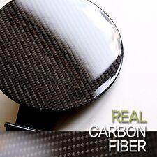 Carbon Fiber Fuel Oil Cap Cover Replace For Hyundai All New Tucson 2016+