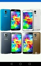 BOXED SAMSUNG GALAXY S5 SM-G900F S5 16GB 4G UNLOCKED; Black,White, GOLD COLOURS