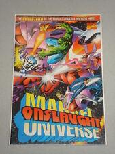 X-MEN ONSLAUGHT #1 VOL 1 (1996) MARVEL ONSLAUGHT BEGINS AUGUST 1996
