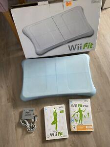 Nintendo Wii Fit + Wii Fit Plus Spiele Inkl. Balance Board