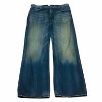 Citizens of Humanity Men's Jagger Bootcut Denim Jeans Paxton Wash Size 38