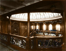 "Titanic Stair Case Boat Deck  8 x 10""  Photo Print"