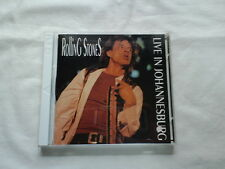 ROLLING STONES LIVE IN JOHANNESBURG TSP-CD-185-2 2CD 1995 SOUTH AFRICA