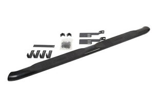 "Dee Zee - 4"" UltraShine Cab Length Black Oval Nerf Bars for Chevy #DZ151-26"