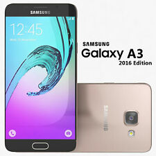 Samsung Galaxy A3 (2016) A310M 16GB GSM Unlocked ANdroid SMartPhone - Pink