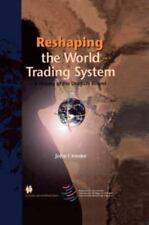 Reshaping the World Trading System, A History of the Uruguay Round-ExLibrary