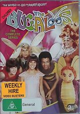 Bugaloos - The Complete Series (DVD, 2006) Region 4 - Very Rare - SALE