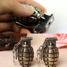Hand grenades laser flashlight keychain bright red LED flashlight Keychain Z7Y6