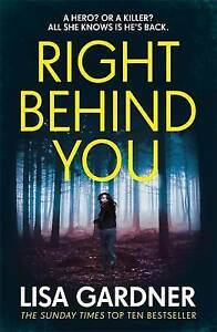 Right Behind You by Lisa Gardner (Paperback, 2017)