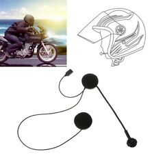 Motorcycle Helmet Bluetooth Wireless Intercom Headset Earphone Speaker