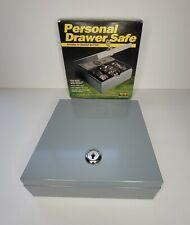 Mmf Locking Heavy Duty Steel Drawer Safe Safedrawerpersonalsd