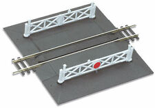 PECO ST268 00 SCALE Setrack Straight Level Crossing with Gates