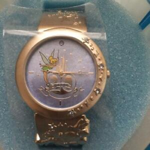 Tokyo Disneyland 20th Anniversary Tinker Bell Watch Limited Edition and Rare