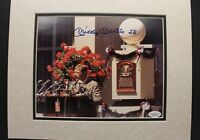 Mickey Mantle 1974 Hall of Fame Induction Autographed 8x10 Signed L/E Photo JSA