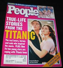 1998 People TITANIC Survivor Stories LIKE NEW
