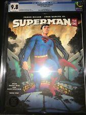 Superman Year One #1 Cgc 9.8 - John Romita Cover - 2019