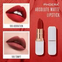 Waterproof Long Lasting Lip Lipstick Women Matte Velvet Beauty Makeup Lip Gloss