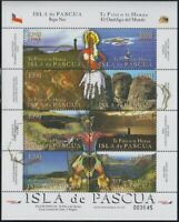 Chilli 1789/96 2008 Isle Of Easter MNH