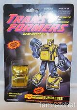 Transformers Original G2 Minibot Bumblebee MOSC Sealed