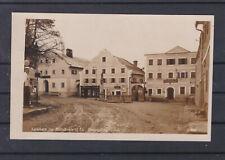 Seltene Karte Detailansicht Lembach in Oberösterreich gelaufen 1940