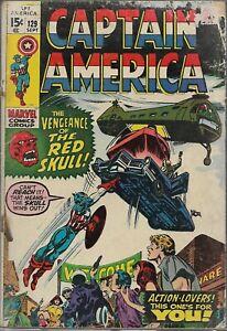 40 issues of Captain America VS the Red Skull