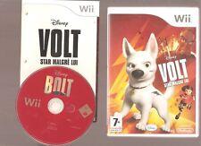 Rare !!! VOLT STAR MALGRE LUI : Le Meilleur Jeu DISNEY sur Wii/Wiiu