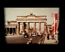 DVD Berlin Reichshauptstadt 1936 in Farbe Originalkomm. hist. Dokumentation