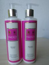 Yardley London Peony Body Lotion & Australian Bodycare Tea Tree Oil 2 x 250ml