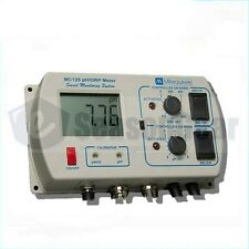 Milwaukee Instruments MC125 pH ORP Controller, 2 Probes Included, SMS125, Meter