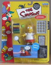 Playmates Simpsons MARTIN PRINCE Intelli-tronic NOC Series 5