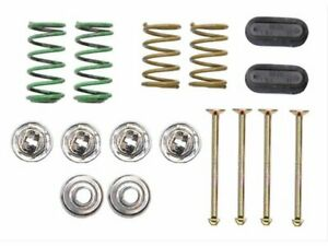 For 1971-1972 Chevrolet C20 Suburban Brake Shoes Hold Down Kit Raybestos 16571NS
