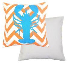 Embroidered Square 100% Cotton Decorative Cushions