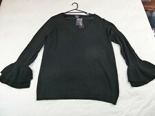 City Chic M 18 Jumper Double Frill