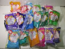 McDonald's Set Of 18 TY Beanie Babies Happy Meal Toy 2000 t5140