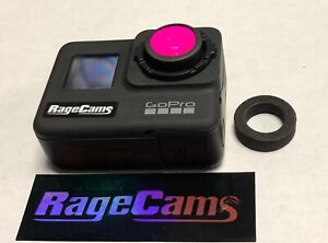 Gopro Hero5 Black 5.4mm IR Full Spectrum Infrared Ghost Hunting+Day Night Filter