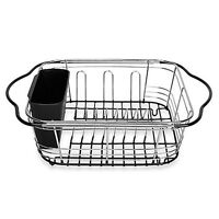Kitchen Expandable Over The Sink Dish Drainer
