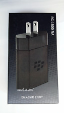 New BlackBerry RC‑1500 Rapid Travel Wall Fast Quick Charger Power adapter OEM
