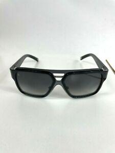 Louis Vuitton Men's Enigme GM Black Sunglasses w/ Case Z036 1U 93L 58 14 140