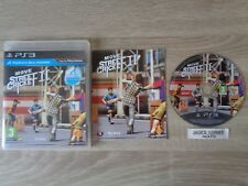 Move Street Cricket II 2  PS3 Game - 1st Class FREE UK POSTAGE