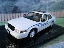 1/43 IXO Ford crown  USA Police