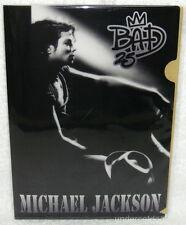 Michael Jackson Live At Wembley July 16, 1988 Taiwan Promo Folder (Clear File)