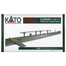 New Kato 23-129 Glacier Express Platform Set