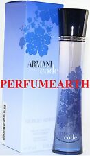 ARMANI CODE 1.7 OZ EDT SPRAY FOR WOMEN NEW IN BOX BY GIORGIO ARMANI