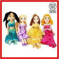 Disney Store Princess Bundle 4x Large Plush Doll Soft Toy Rag Stuffed Figure Lot