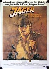 Jäger des verlorenen Schatzes Poster A1 Raiders of the Lost Ark Harrison Ford
