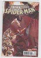 Amazing Spiderman Volume 4 #4 Alex Ross 9.6